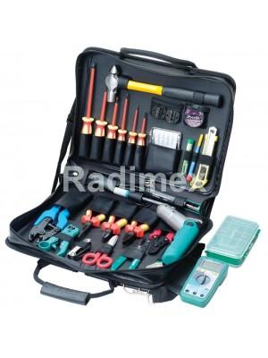 Куфар с  инструменти PK4026BM