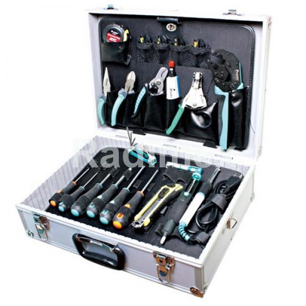 Куфар с инструменти PK4302BM