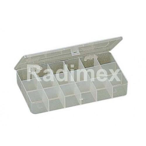 Кутия за елементи 210х119х32мм, 903132А