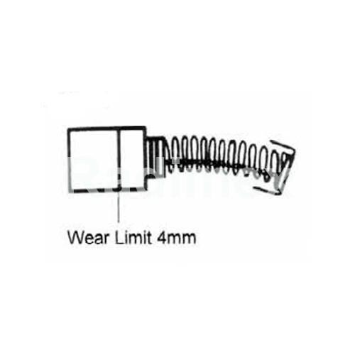 Резервни четки за мини дрелка PT5501I