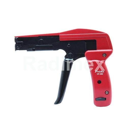 Пистолет за кабелни връзки CP382