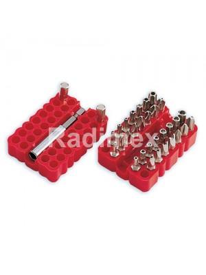 Накрайници за отвертка 33бр. 8PKSD009E