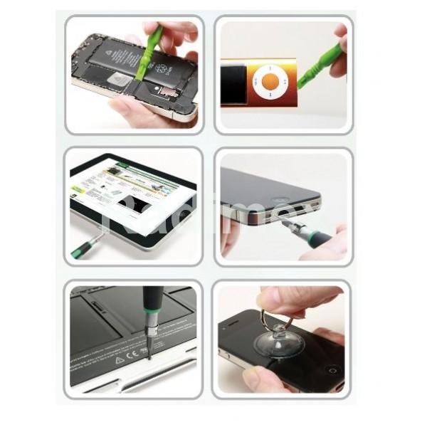 Комплект 17 в 1 за ремонт на Apple продукти SD9314