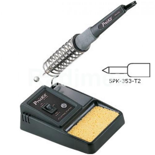 Човка за поялник PK353T2