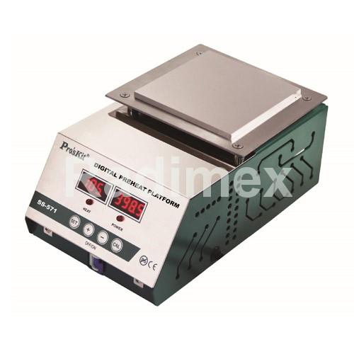 Платформа за предварително загряване на платки SS571B